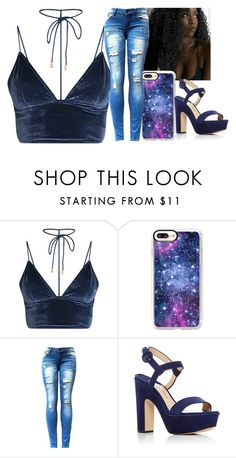 """know some young - like the swaangg ."" by qveenkyndall16 ❤ liked on Polyvore featuring Casetify and Paul Andrew"
