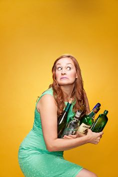 Had A Hard Day? YouTubes Mamrie Hart Believes You Deserve A Drink| love mamrie!
