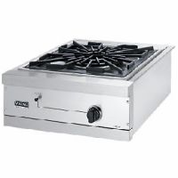 """Milcarsky's Appliance Centre' ~ Viking PROFESSIONAL 24"""" Natural Gas Wok/cooker Stainless Steel"""