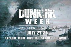 Dunkirk Week Epic WWII Book Sale - Alexa Kang