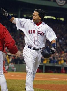 Boston Red Sox Manny Ramirez