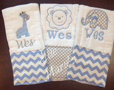 Items similar to Elegant Girl Burp and Bib Set, Monogrammed Burp Cloth, Personalized Burp Cloth, Girl Burp, Ruffle Bib on Etsy