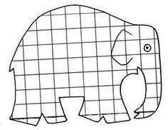 elmer the elephant worksheets - Bing Images