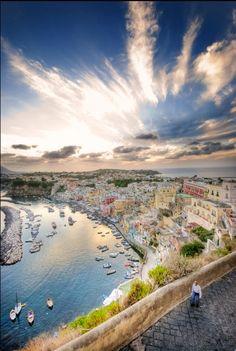 Procida, Province of Naples, Campania region, Italy