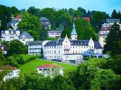 Baden, Baden Germany in the Black Forest, charming town to visit