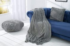COSY II szürke mintás takaró 130cm #lakberendezes #otthon #otthondekor #homedecor #homedecorideas #homedesign #furnishings #design #ideas #furnishingideas #housedesign #livingroomideas #livingroomdecorations #decor #decoration #interiordesign #interiordecor #interiores #interiordesignideas #interiorarchitecture #interiordecorating #bedroom #bedroomdecor #bedroomideas #bedroomdesign #bedroomfurniture #bedroominteriordesign #bedroominspirations #bedroomdecorideas Sofa, Couch, Bedroom Furniture, Bedroom Decor, Interior Decorating, Interior Design, Scandinavian Style, Interior Architecture, Bean Bag Chair