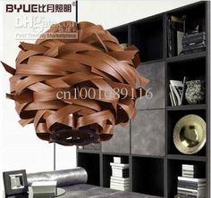 Southeast Veneer Creative Bird's Nest Garden Lights Modern Chinese Chandelier Online with $93.2/Piece on Cn1001089116's Store | DHgate.com