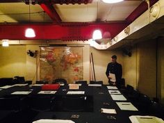 The perfectly preserved underground rooms where Churchill plotted the war against Germany