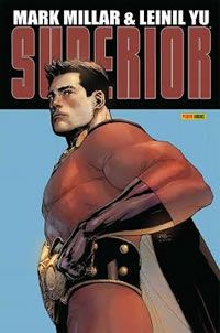 Superior by Mark Millar and Leinil Yu. This book will definitely be a classic, playing off the typical montra of superhero ethics in the modern world. Leinil Yu really adds a lot to the book, with the best work he's done to date. A MUST read. Superman, Panini Comics, Mark Millar, Christopher Reeve, Story Arc, Image Comics, Dc Comics, Gerard Way, Best Selling Books