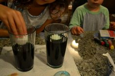 Saltwater egg experiment: a fun science lesson in density
