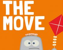 The Move, by Matt Ryan, Rubbish books, the adventures of Partick, Kevin, and Arty.
