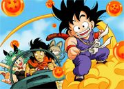Dragon Ball Kid Goku Jigsaw