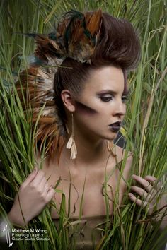 hair and makeup love  Devy Barnes Atlanta's Top Hairstylist Portfolio from Matt Wong Photography