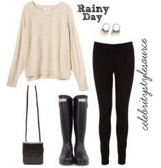 Rainy day fit