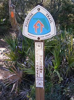 Hiking the Florida Trail