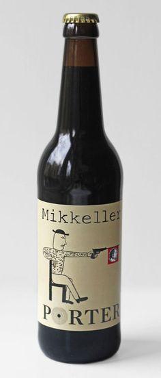 Mikkeller Porter Bottle