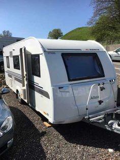 Wohnwagen Adria Altea 552PK, 7-Plätzer 19047624 Camping, Recreational Vehicles, Switzerland, Camper, Campsite, Camper Van, Outdoor Camping, Tent Camping, Campers
