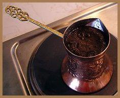 Turecká a arabská káva ~ iGURMAN.com