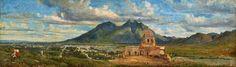 Vista de Monterrey 1865, por Conrad Wise Chapman.