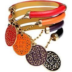 Charm bracelets - Carolina Herrera
