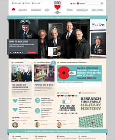 RSA new website and branding 2014