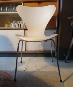 Series 7 chair. Arne Jacobsen by VintAgeManchester on Etsy