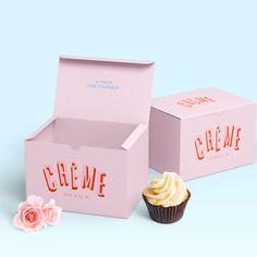 Cake Boxes Packaging, Food Packaging, Brand Packaging, Packaging Design, Coffee Market, Box Cake, Manila, Branding, Adobe Photoshop