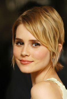 Summer Hairstyles for Short Hair, Cute Layered Haircut