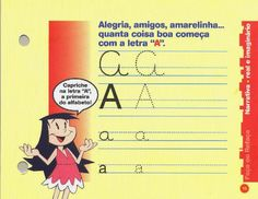 ESPAÇO EDUCAR: Atividades de alfabetização e letramento para impr...