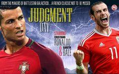 Cristiano Ronaldo vs Gareth Bale... the duel to be King of Euro 2016