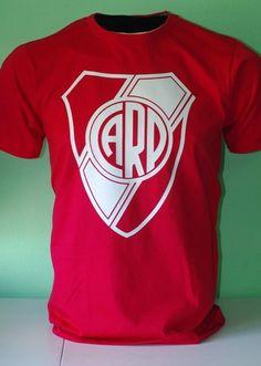 River Plate de Argentina Futbol Soccer T Shirt Camiseta
