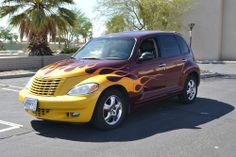 custom pt cruiser | Custom 2001 Pt Cruiser One Of A Kind No Reserve on 2040cars