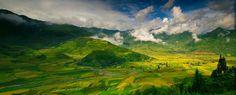 Khau Pha Valley. Photo via Duc Minh Nguyen