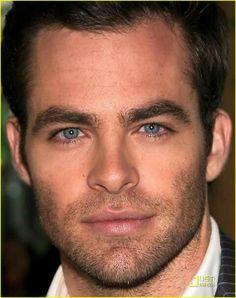 Pine blue eyes