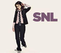 Tina Fey on SNL...
