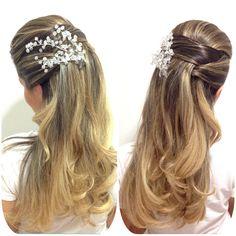 Blog Cris Moreira - penteado para noivas clássicas - 1