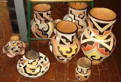 Brazilian pottery