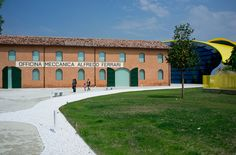 Enzo Ferrari Museum by @AsgeirPedersen