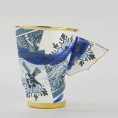 Delft Blue With Handle   -Rob Brandt