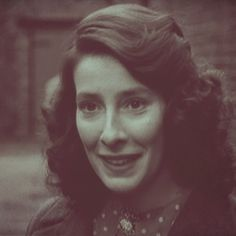Downton. YOUNG MRS. HUGHES