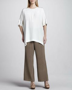 Go Silk Silk Pants on shopstyle.com