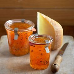 Découvrez la recette Confiture de carottes à l'orientale sur cuisineactuelle.fr.