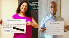El uso del hashtag este jueves forma parte del 25 aniversario de la Iniciativa de la Casa Blanca para la Excelencia Educativa de los Hispanos.