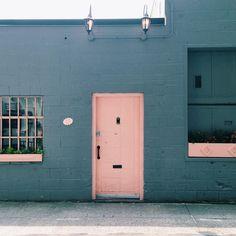 The Pink Door, Seattle.