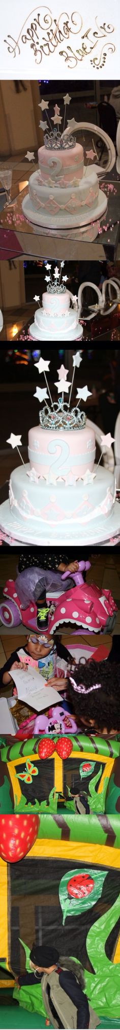 Beyonce Blue Ivy's 2nd birthday 2014