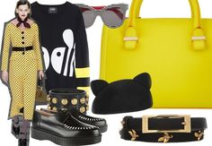 Fashion meteo nel segno del giallo in una versione rinnovata e di tendenza