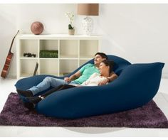 Yogibo's most popular items are bean bag chairs, which can be used as a large bean bag chair, recliner, bed and couch. It's a furniture experience that has to be tried to believe! Bean Bag Bed, Bean Bag Lounger, Bean Bag For 2, Large Bean Bag Chairs, Large Bean Bags, Futons, Tv Beds, Bean Bag Covers, Ikea Chair
