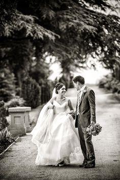 Wentworth Castle wedding photography » Wedding Photographer Yorkshire – Bristo Photography