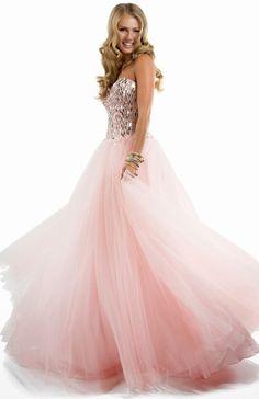 Nuevos Vestidos para Fiesta de 15 años 2015 | Vestidos Estilo Princesa