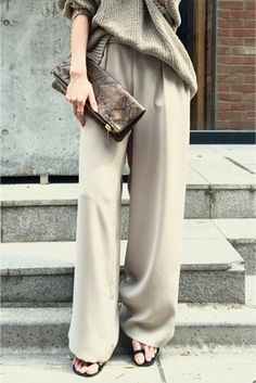 L'Appartement DEUXIEME CLASSE(アパルトモン ドゥーズィエム クラス) Tuck Wide Pants◆ | スタイルクルーズ